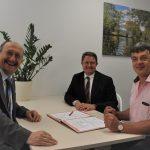 Budgetplanung für Ortrand, 2021 starten Balkonanbauten