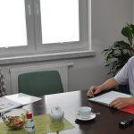 Neu gewähltes Aufsichtsratsmitglied besuchte KWG-Geschäftsführung