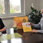 KWG unterstützt Niederlausitzer Netzwerk Gesunde Kinder mit einer Spende
