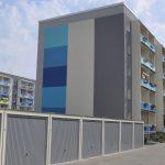 Neue Garagen im Stadtzentrum in Senftenberg bringen mehr Komfort
