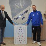 KWG unterstützt die Arbeit des Sportvereins Großräschen