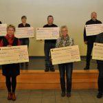 KWG und Stadt Senftenberg unterstützen Vereine
