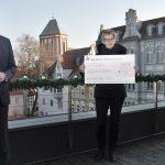 KWG und Stadt Senftenberg unterstützen die Tafel