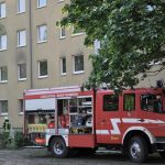 KWG unterstützt Übung der Feuerwehr in Senftenberg