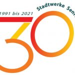 KWG gratuliert den Stadtwerken Senftenberg zum 30. Geburtstag