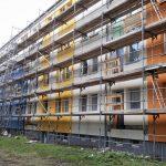 Neue Balkone für die Ruhlander Straße 70 a – e in Schwarzheide
