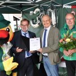 KWG gratuliert der Kreisverkehrswacht Oberspreewald-Lausitz zum 30. Geburtstag